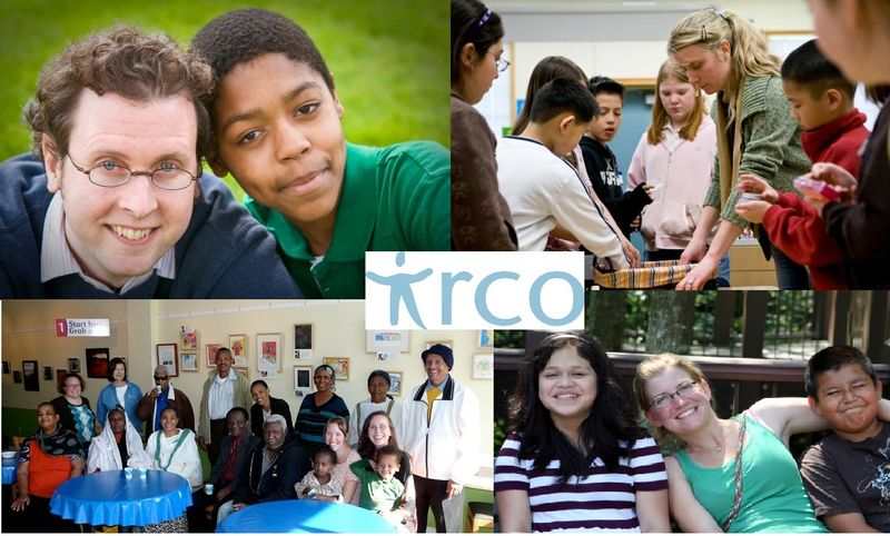 Volunteer with IRCO
